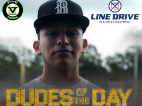 JC Gutierrez, Dude of the Day, July 25, 2020