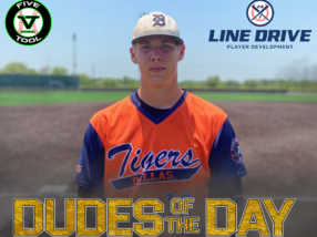 Ryan Johnson, Dude of the Day, July 9, 2020