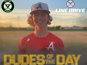Keegan Adams, Dude of the Day, July 23, 2020
