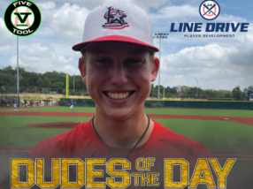 Keene Kruesler, Dude of the Day, July 30, 2020