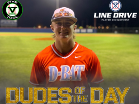 Lane Allen, Dude of the Day, July 30, 2020