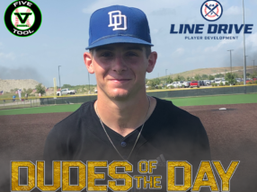 Dylan Leach, Dude of the Day, July 8, 2020
