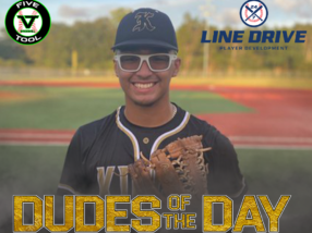 Dillon Lopez, Dude of the Day, July 24, 2020
