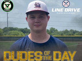 Davis Luikart, Dude of the Day, July 2, 2020