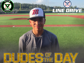 Matthew Martinez, Dude of the Day, July 18, 2020