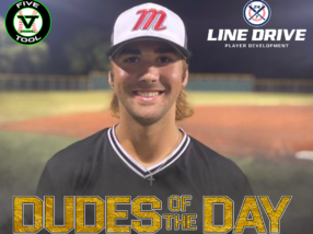 Hunter Mercer, Dude of the Day, July 24, 2020