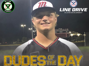 Chase Pelter, Dude of the Day, July 8, 2020