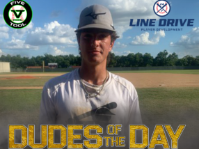 Cade Romero, Dude of the Day, July 23, 2020