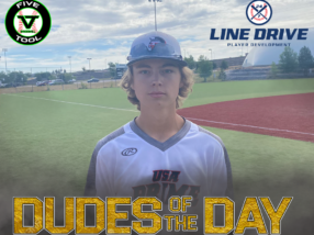 Noah Scott, Dude of the Day, July 23, 2020