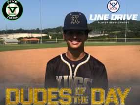 Seve Martinez, Dude of the Day, July 3, 2020