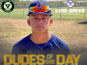 Kaleb Torres, Dude of the Day, July 17, 2020