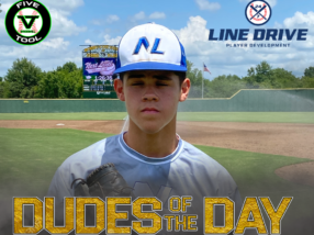 Tyler Herrera, Dude of the Day, July 31, 2020