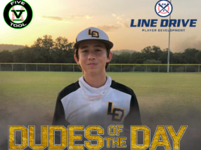 Caden Wallis, Dude of the Day, July 19, 2020