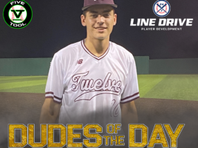 Conner Weigman, Dude of the Day, July 10, 2020