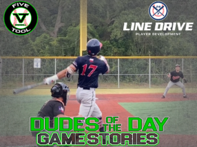 24 7 Line Drive Dudes of the Day/Game Stories: Five Tool World Series (Wednesday, July 22)