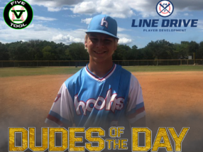 Hunter Miles, Dude of the Day, July 26, 2020