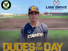 Chase Pendley, Dude of the Day, August 16, 2020