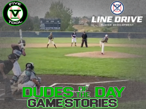 24 7 Line Drive Dudes of the Day/Game Stories: Five Tool Colorado Fall Kickoff (Friday, August 21)