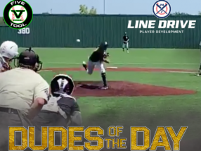 Coby DeJesus, Dude of the Day, August 15, 2020