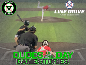 24 7 Line Drive Dudes of the Day/Game Stories: Five Tool Texas DFW Showdown (Friday, August 14)