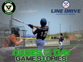 24 7 Line Drive Dudes of the Day/Game Stories: Five Tool Texas DFW Showdown (Sunday, August 16)