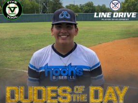 Gabriel Sanchez, Dude of the Day, August 1, 2020