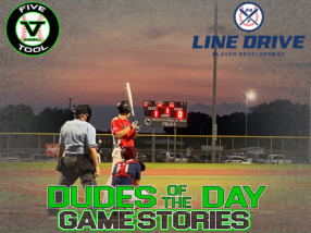 24 7 Line Drive Dudes of the Day/Game Stories: Five Tool Texas Houston Showdown (Friday, August 7)