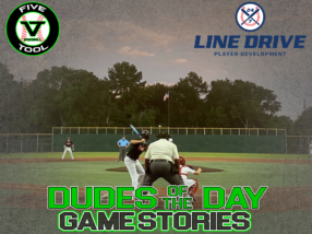 24 7 Line Drive Dudes of the Day/Game Stories: Five Tool Texas Houston Showdown (Saturday, August 8)