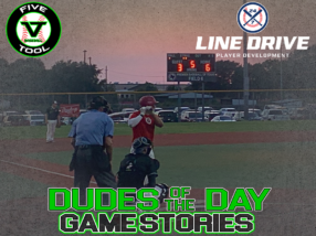 24 7 Line Drive Dudes of the Day/Game Stories: Five Tool Texas Houston Showdown (Thursday, August 6)
