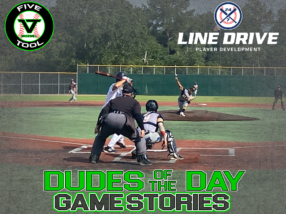 24 7 Line Drive Dudes of the Day/Game Stories: Five Tool Texas Houston Showdown (Sunday, August 9)