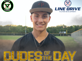 Tyler Huerta, Dude of the Day, August 1, 2020