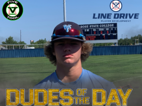 Hunter Gotschall, Dude of the Day, August 2, 2020
