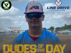 Hayden Curry, Dude of the Day, August 6, 2020