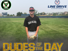 Evan Romke, Dude of the Day, August 23, 2020