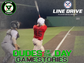24 7 Line Drive Dudes of the Day/Game Stories: Five Tool Texas DFW Showdown (Saturday, August 15)