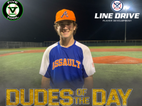 Caden Ferraro, Dude of the Day, August 7, 2020