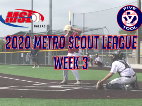 Recapping 2020 Metro Scout League Week 3