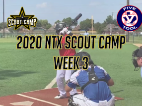 Recapping 2020 North Texas Scout Camp Week 3