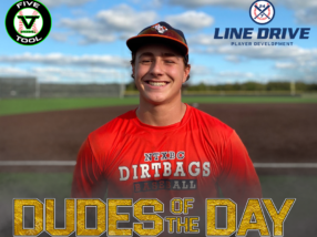 Zach Abell, Dude of the Day, September 12, 2020
