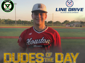 Harrison Acquaro, Dude of the Day, September 26, 2020