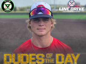 Cole Dillon, Dude of the Day, September 7, 2020