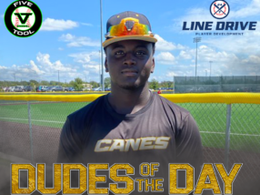 Deundre Jones, Dude of the Day, September 5, 2020
