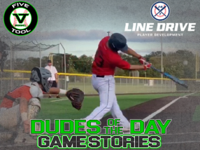 24 7 Line Drive Dudes of the Day/Game Stories: Five Tool Texas DFW Fall Opener (Saturday, September 12)