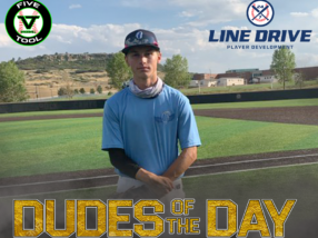 Kaleb Duke, Dude of the Day, September 20, 2020