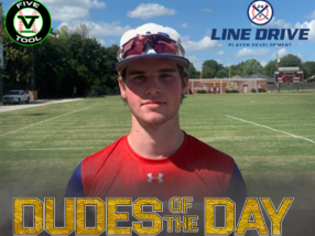 Connor Goodson, Dude of the Day, September 5, 2020