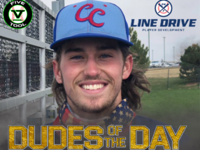 Brad Helton, Dude of the Day, September 27, 2020