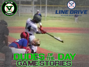 24 7 Line Drive Dudes of the Day/Game Stories: Five Tool Texas Houston Fall Show (Friday, September 25-Saturday, September 26)