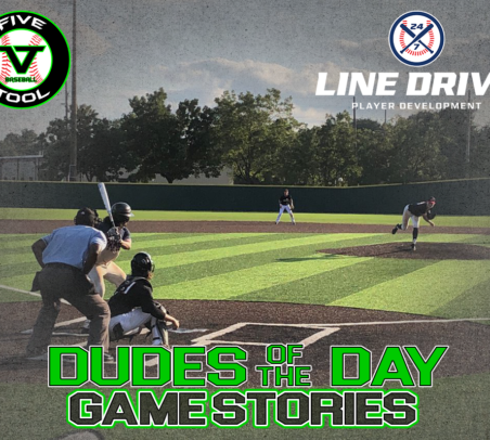 24 7 Line Drive Dudes of the Day/Game Stories: Five Tool Texas Houston Fall Show (Sunday, September 27)