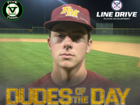 Caleb Krueger, Dude of the Day, September 25, 2020
