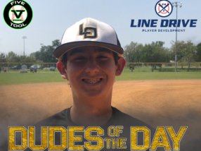 Luke Roskin, Dude of the Day, September 20, 2020